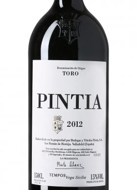 Pintia Tinto Crianza 2012
