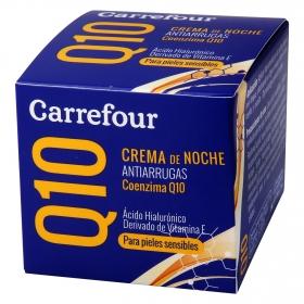 Crema de noche Q10 Antiarrugas