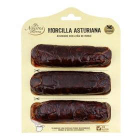 Morcilla Asturiana - Sin Gluten