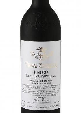Vega Sicilia Único Reserva Especial Tinto