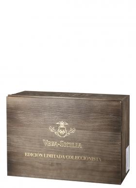Edición Limitada Estuche Vega Sicilia Valbuena 5º Año Tinto