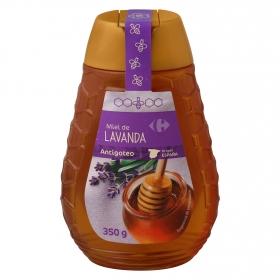 Miel de lavanda antigoteo Carrefour 350 g.