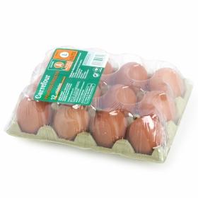 Huevos L Carrefour 12 ud