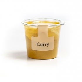 Curry Especias tarrina 65 g