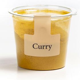 Curry Especias tarrina 65 g
