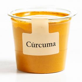 Curcuma Especias tarrina 55 g