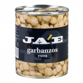 Garbanzo cocido categoría extra Jae 500 g.
