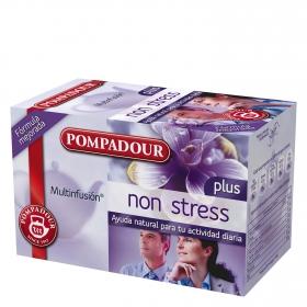 Infusión en bolsitas Non Stress Pompadour 220 g.
