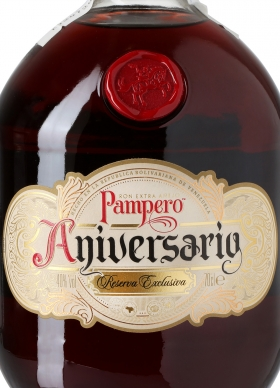 Pampero Aniversario Ron Reserva Exclusiva