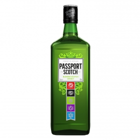 Whisky Passport Scotch escocés 1 l.