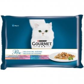 Comida para gatos Delicias del Océano Surtido