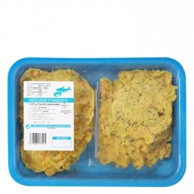 Tortillitas con camarones carrefour 6 unidades