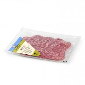 Salchichón ibérico de cebo loncheado Carrefour Calidad y Origen 115 g