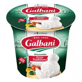 Queso mozzarella Galbani 200 g.