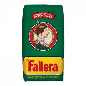 Arroz categoría extra La Fallera 500 g.