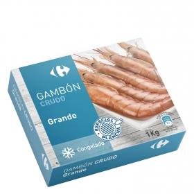 Gambón 30-40 Carrefour 1 kg.