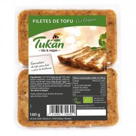 Filetes de tofu con orégano Bio