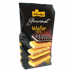 Galletas de barquillo Wafer Mix Florbú 400 g.