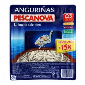 Anguriñas Pescanova 150 g