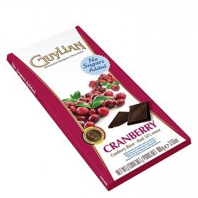 Chocolate negro 54% sabor arándanos sin azúcar