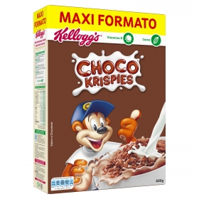 Cereales sabor chocolate