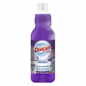 Fregasuelos multisuperficies frescor intenso aroma lavanda Disiclin 1 l.