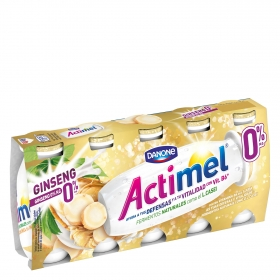 Yogur Líquido Casei Ginseng Desnatado