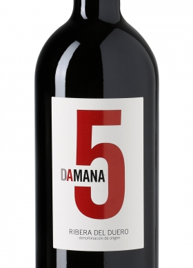 Damana 5 Tinto Roble