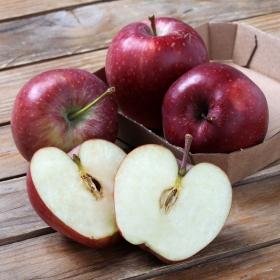 Manzana roja bio