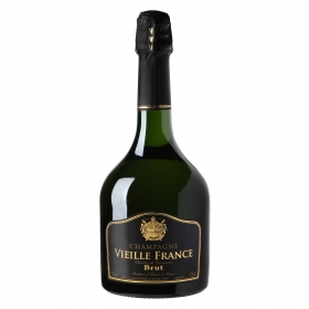 Champagne Vieille France brut 75 cl.