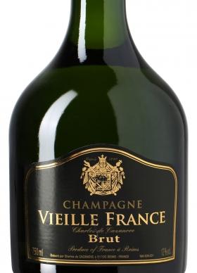 Champagne Vieille France Brut Champán con crianza