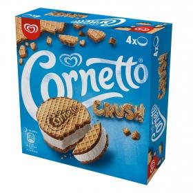 Sandwich crush Cornetto 4 ud.