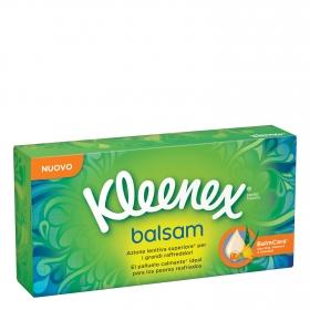Caja de pañuelos Balsam Kleenex 80 ud.