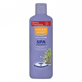 Gel de ducha spa Natural Honey 650 ml.