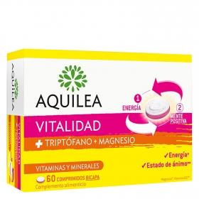 Vitalidad + Triptófano + Magnesio en comprimidos