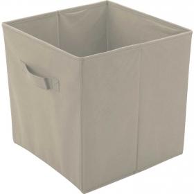 Caja Almacenaje Cube  UNIKA - Beige