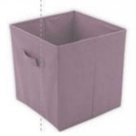 Caja Almacenaje UNIKA Cube - Rosa