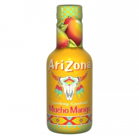 Néctar Cowboy cocktail mango