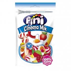 Caramelos de goma Cinema Mix Fini sin gluten 180 g.
