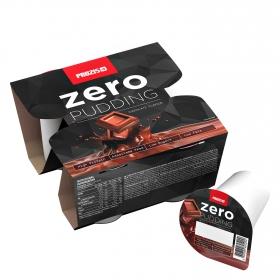 Pudding de chocolate zero Prozis pack de 4 unidades de 125 g.