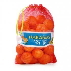 Naranja Carrefour Malla de 6 Kg