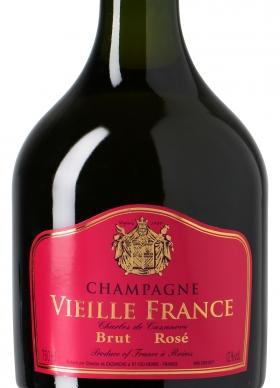 Champagne Vieille France Rosé Champán