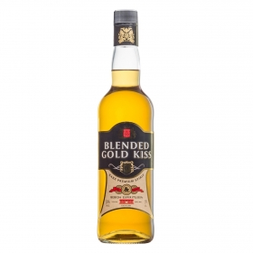 Whisky Gold Kiss 70 cl.