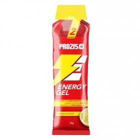Gel energético sabor limón Prozis 25 g.
