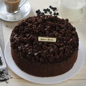 Tarta Suprema de Chocolate