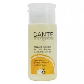 Quitaesmalte con aceite de naranja ecológico