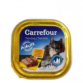 Alimento Húmedo para Gatos Pollo, Pato y Pavo