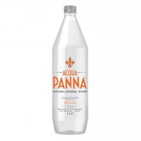 Agua mineral Acqua Panna natural 1 l.
