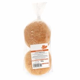 Pan de súper hamburguesa 325 g