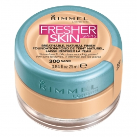 Maquillaje líquido Fresher skin SPF15 300 Sand